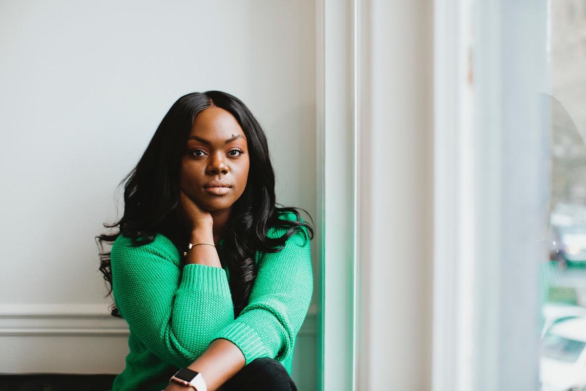 Headshot of Ambra Washington