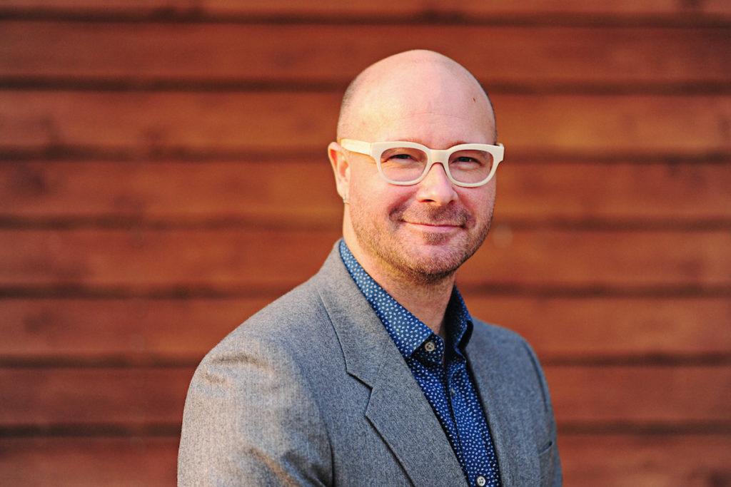 Headshot of Adam Blodgett