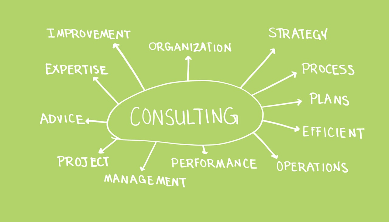 Healthcare Consulting Graphic