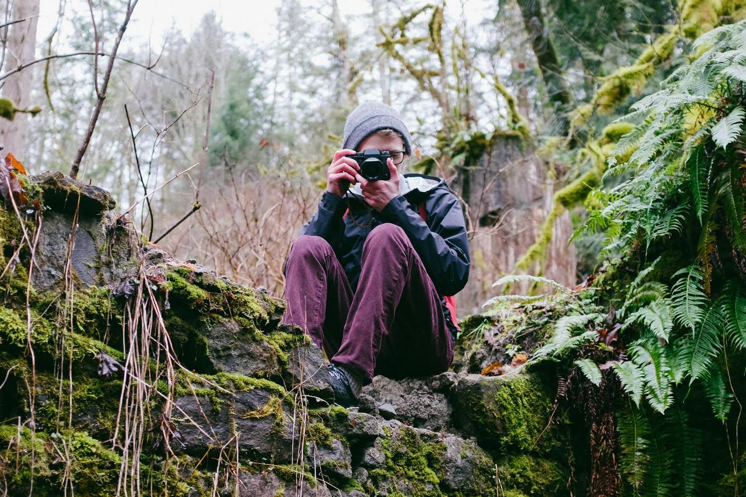 M Agency videographer Nate Richholt